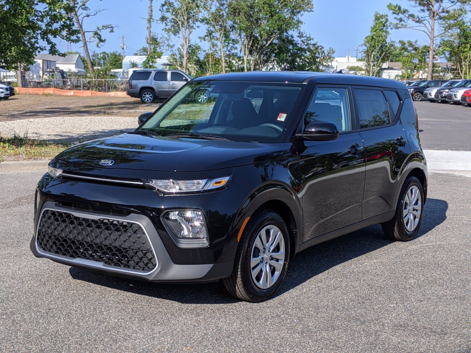 new 2021 kia soul lx hatchback in wilmington f3249