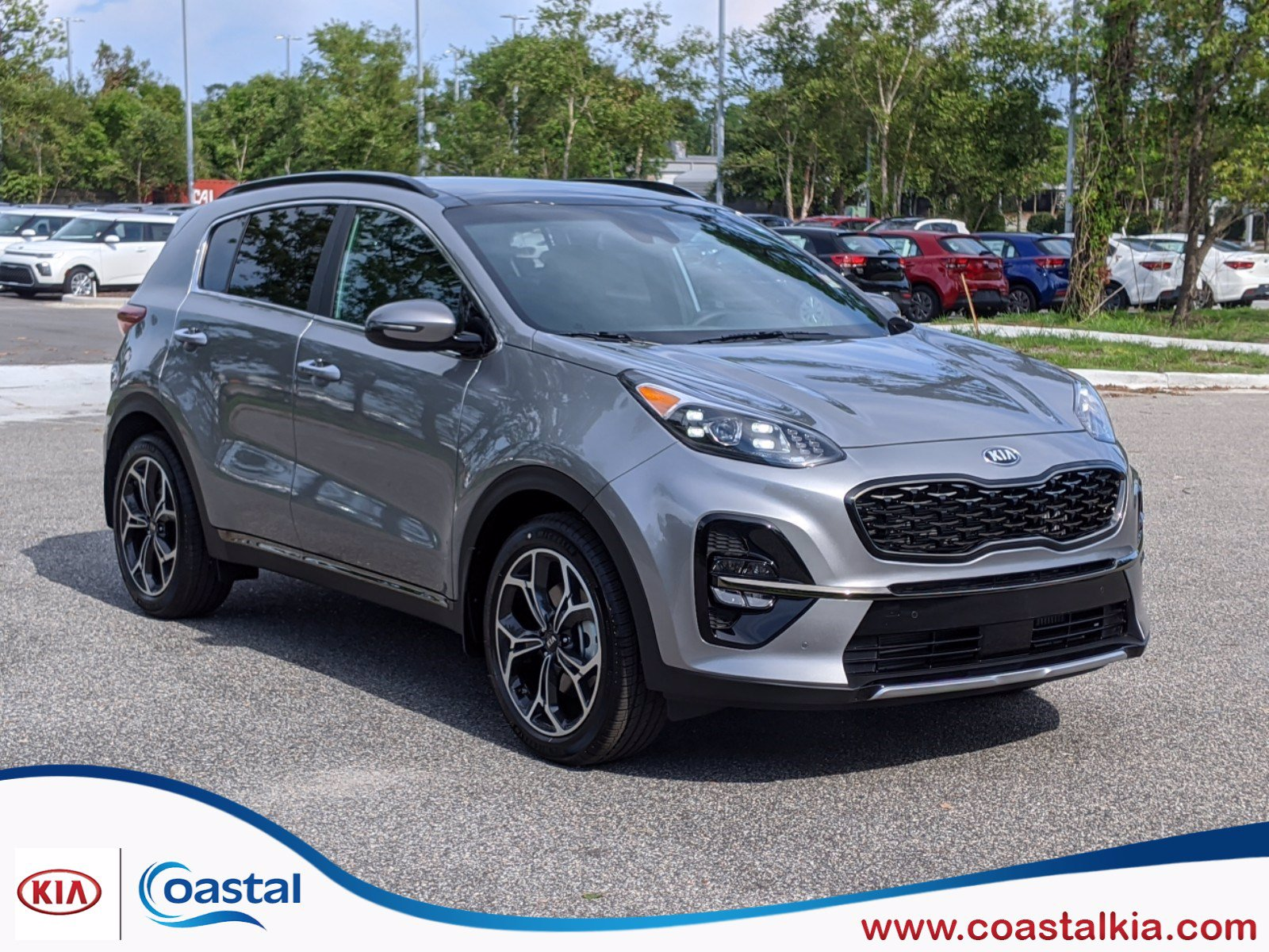 New 2021 Kia Sportage SX Turbo