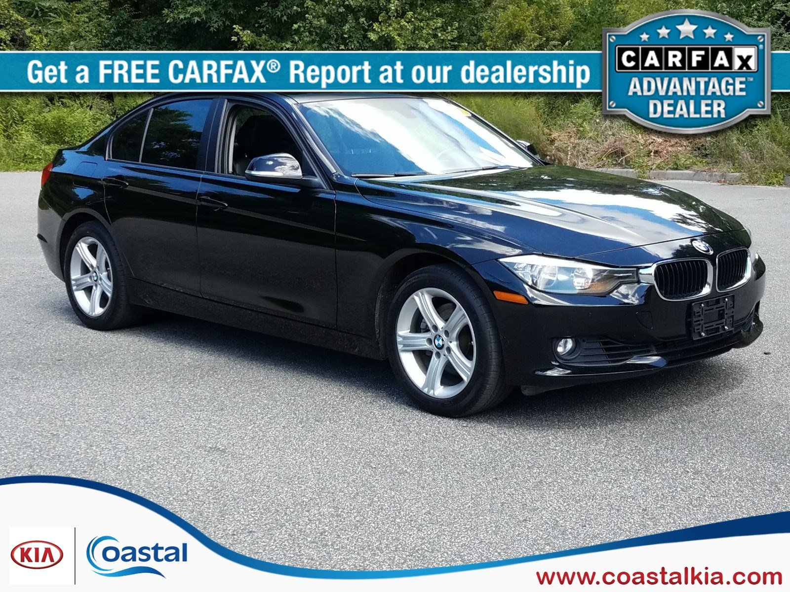 Pre Owned 2015 BMW 3 Series 328i xDrive 4dr Car in Wilmington