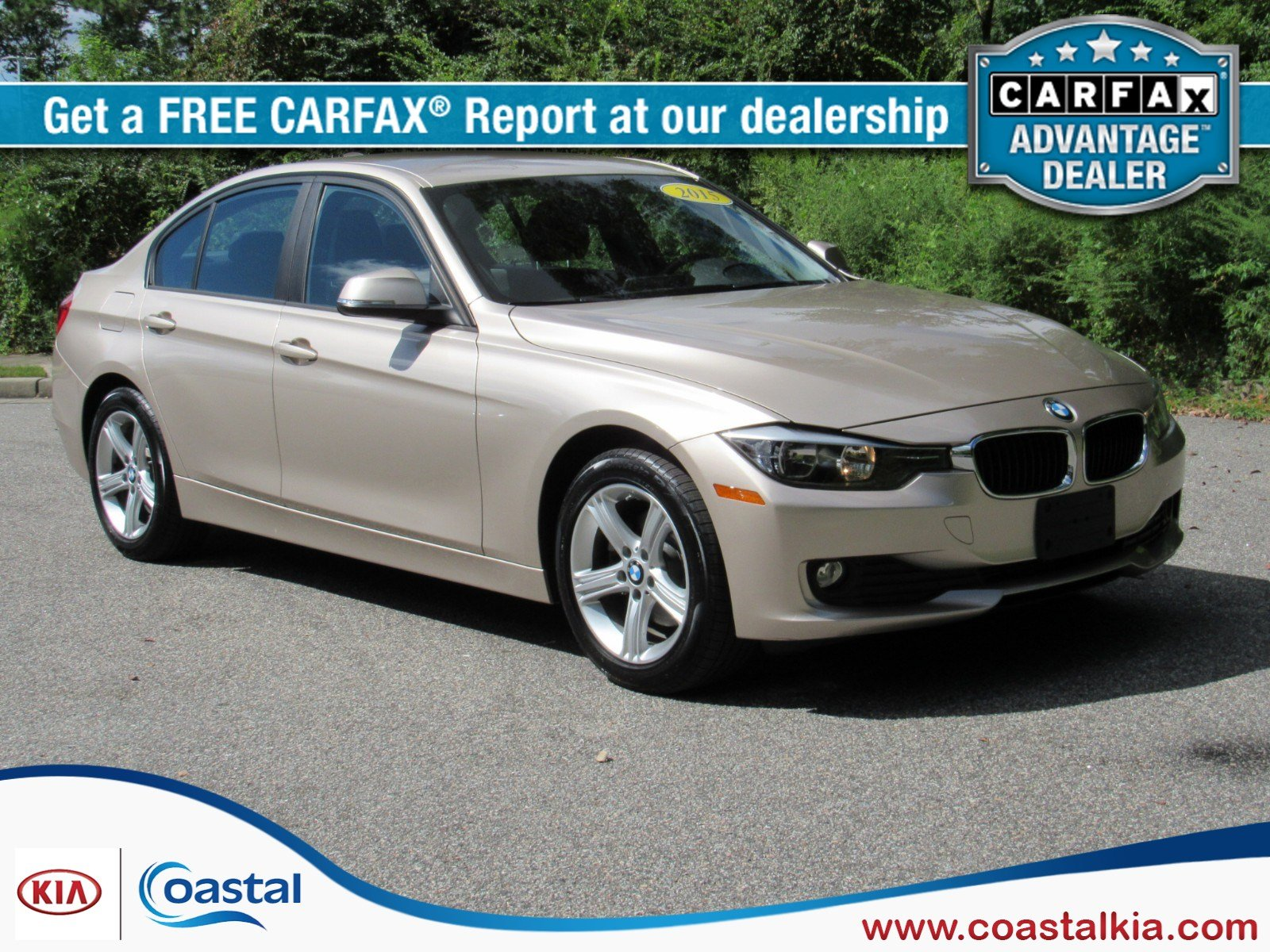 Pre Owned 2015 BMW 3 Series 320i xDrive 4dr Car in Wilmington