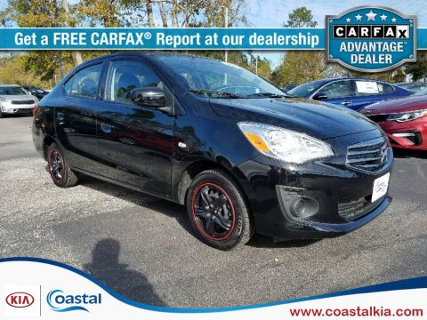 Pre-Owned 2018 Mitsubishi Mirage G4 ES